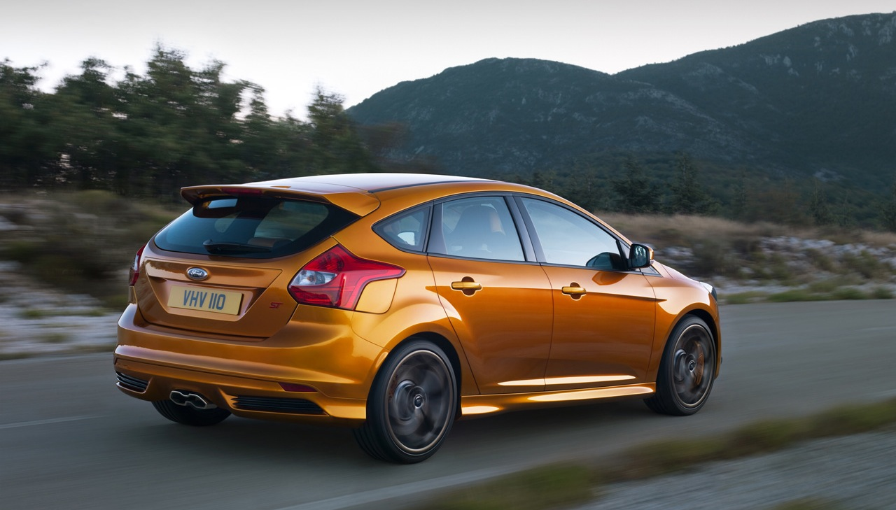 ford focus wagon ii 2013 models