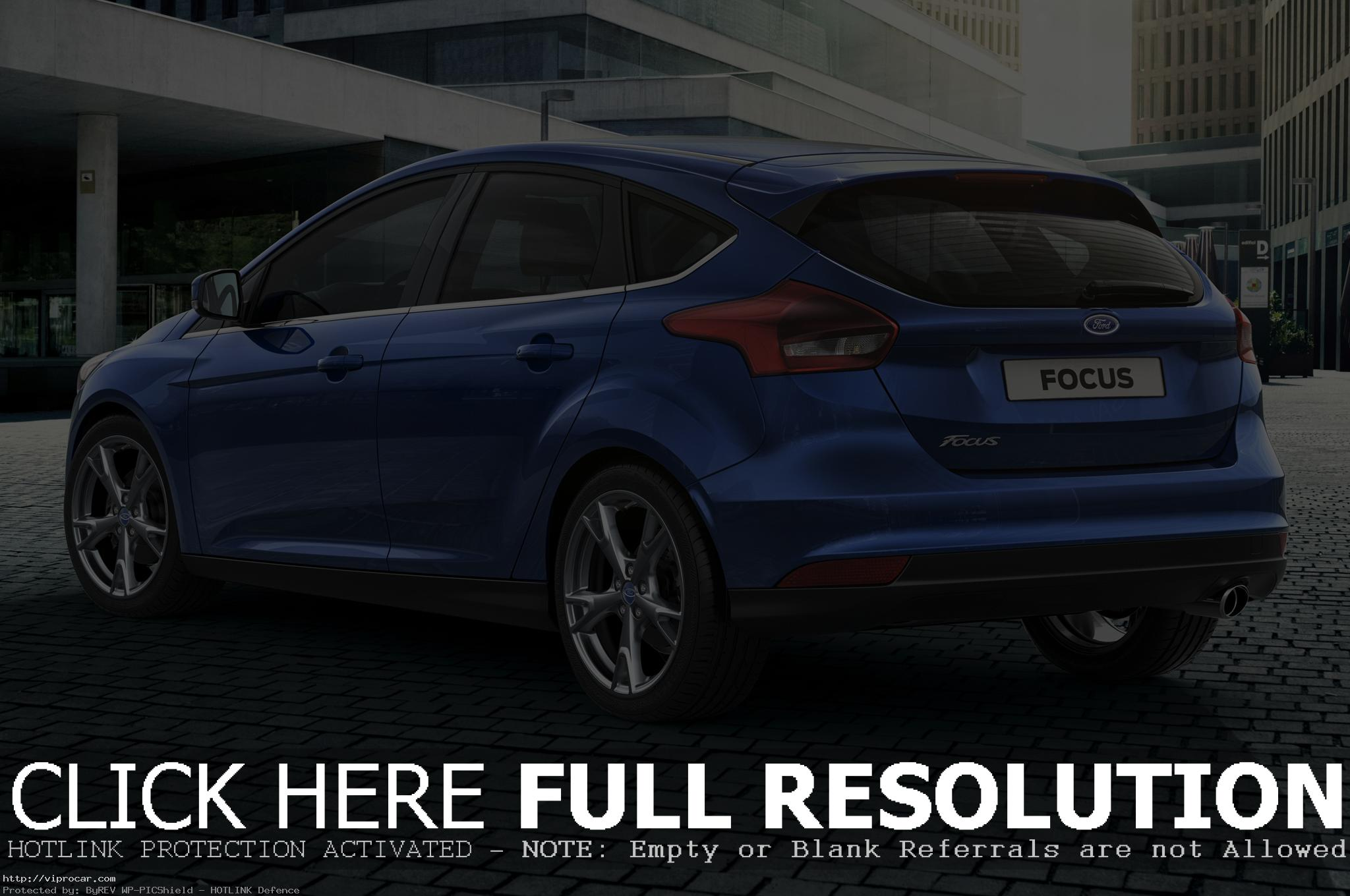 ford focus wagon ii 2015 pictures