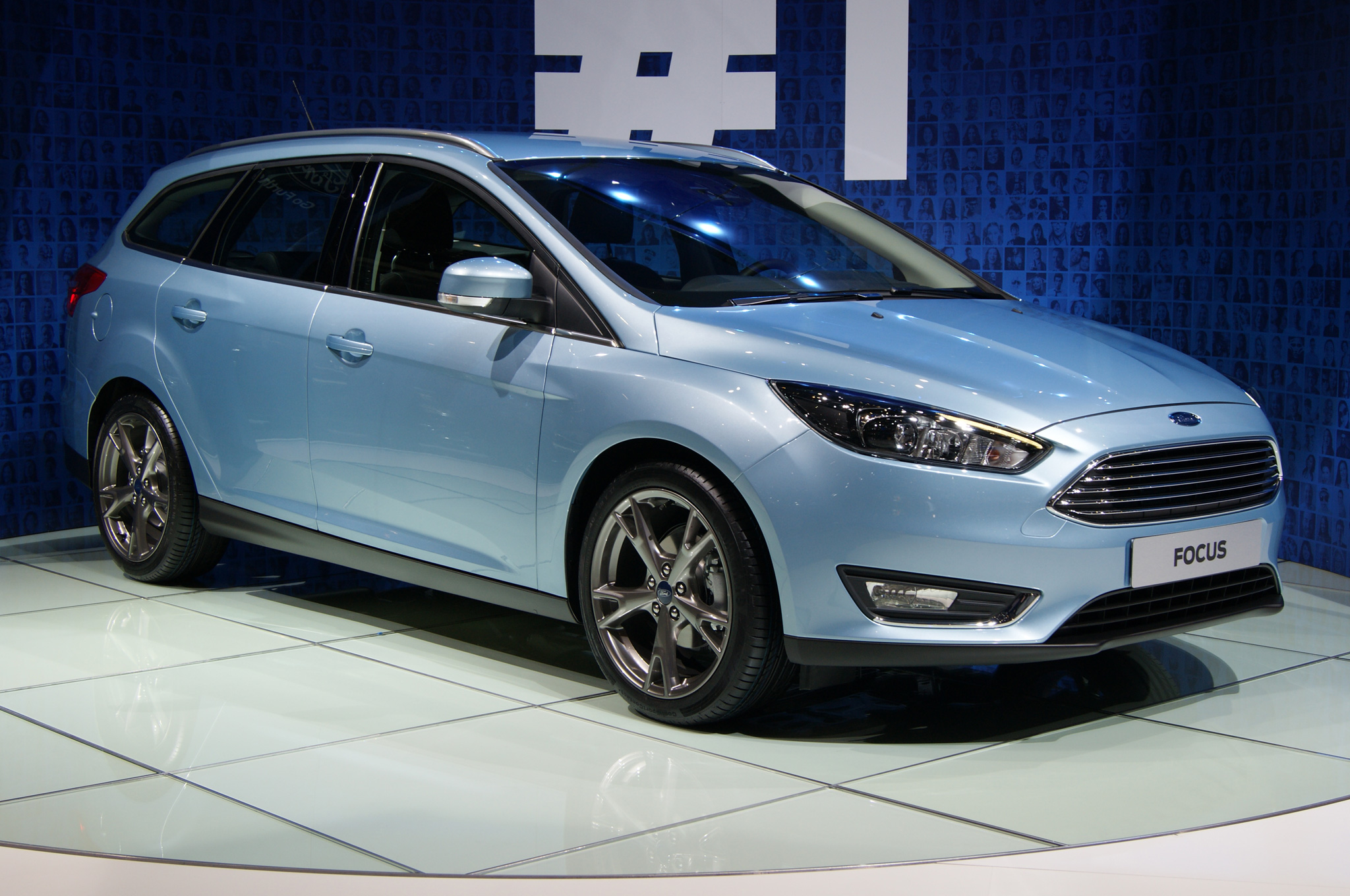 ford focus wagon iii 2015 models