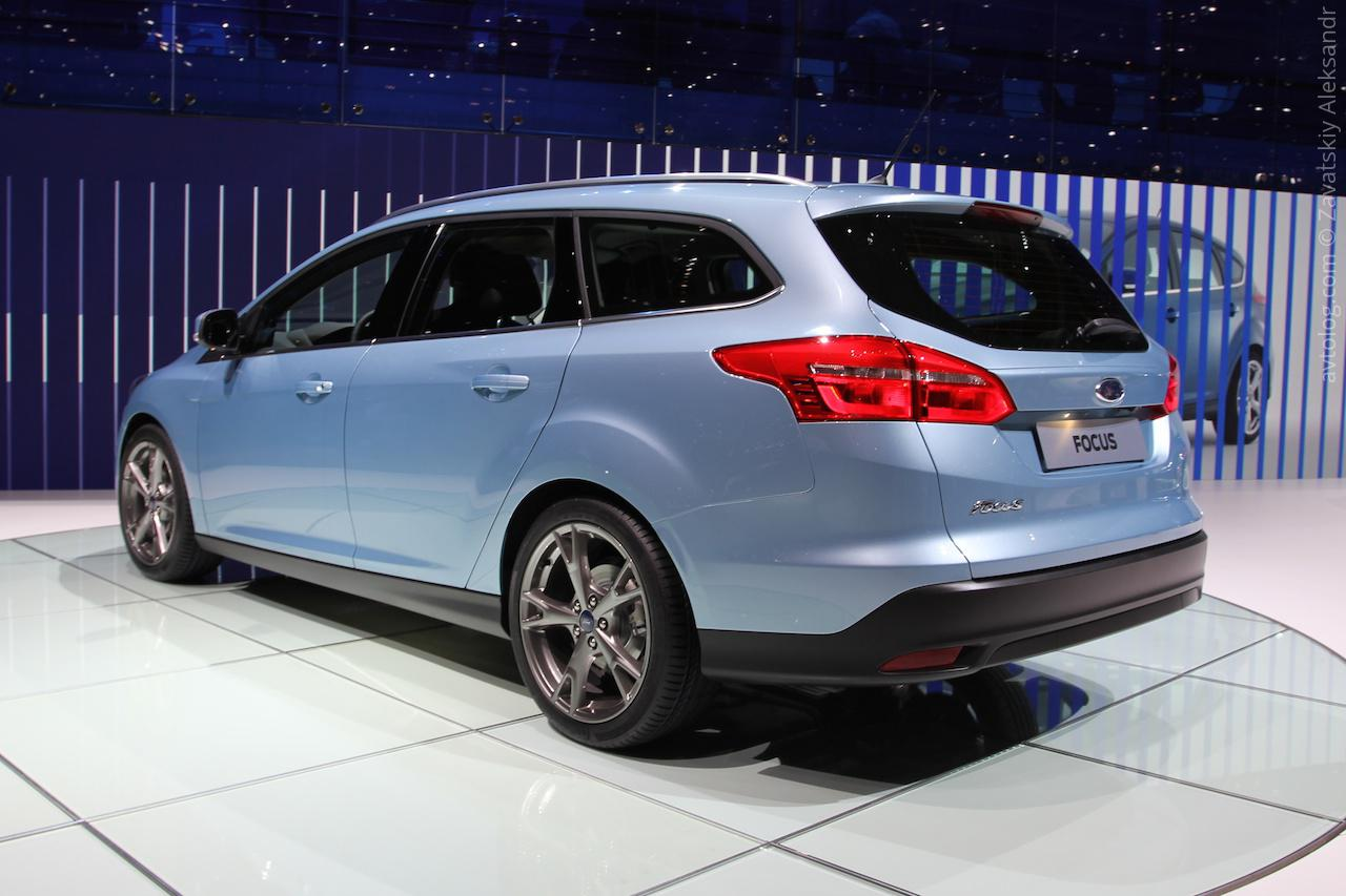 ford focus wagon iii 2015 pictures