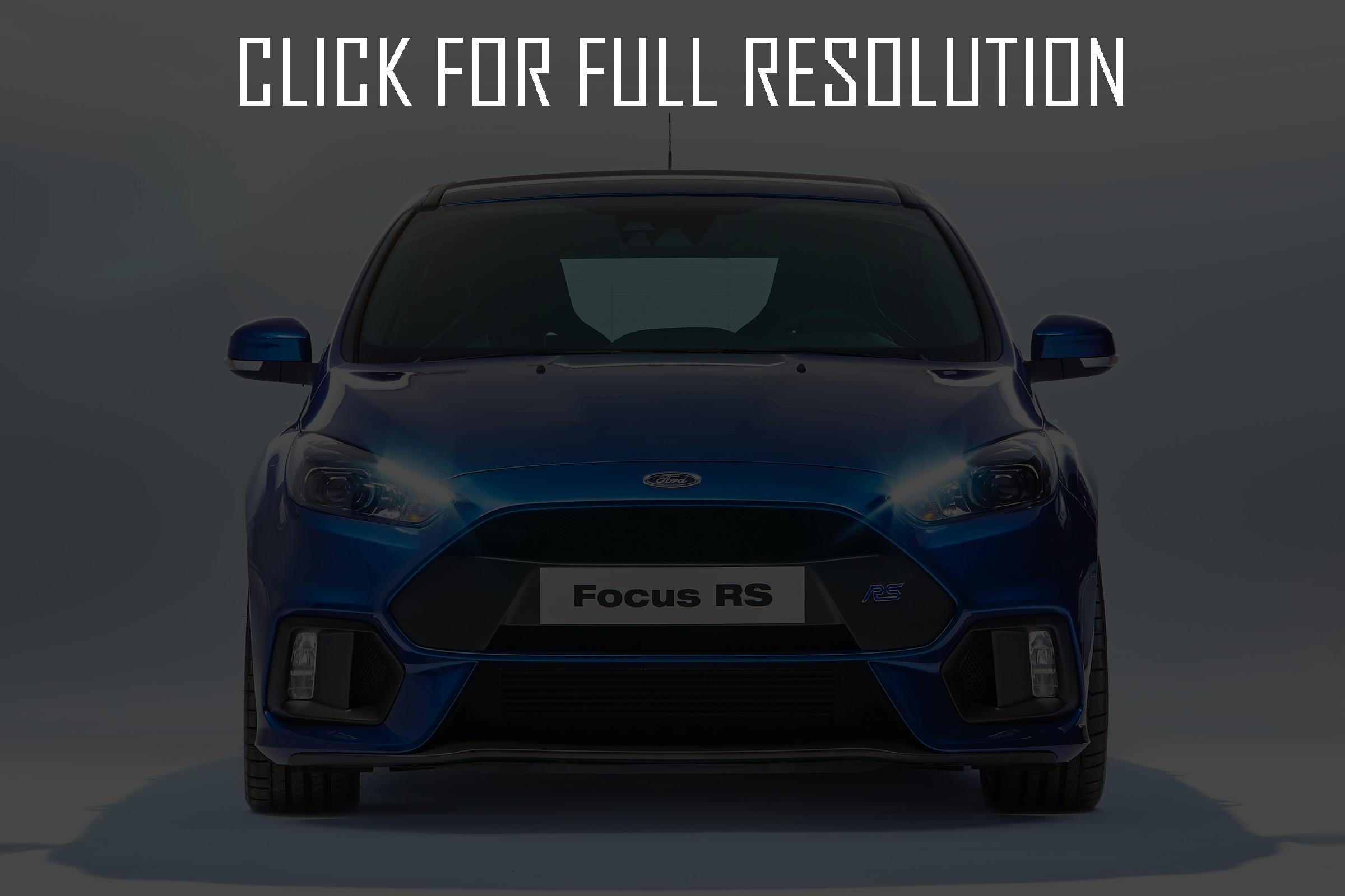 ford focus wagon iii 2016 images