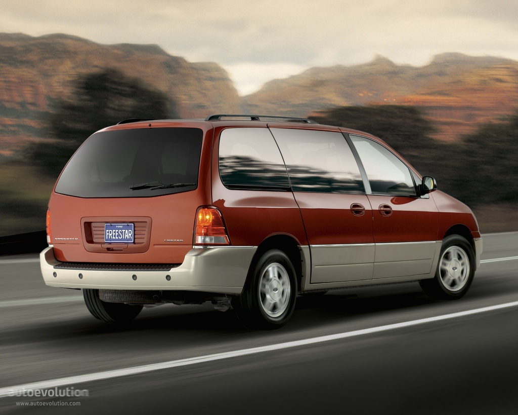 ford freestar images