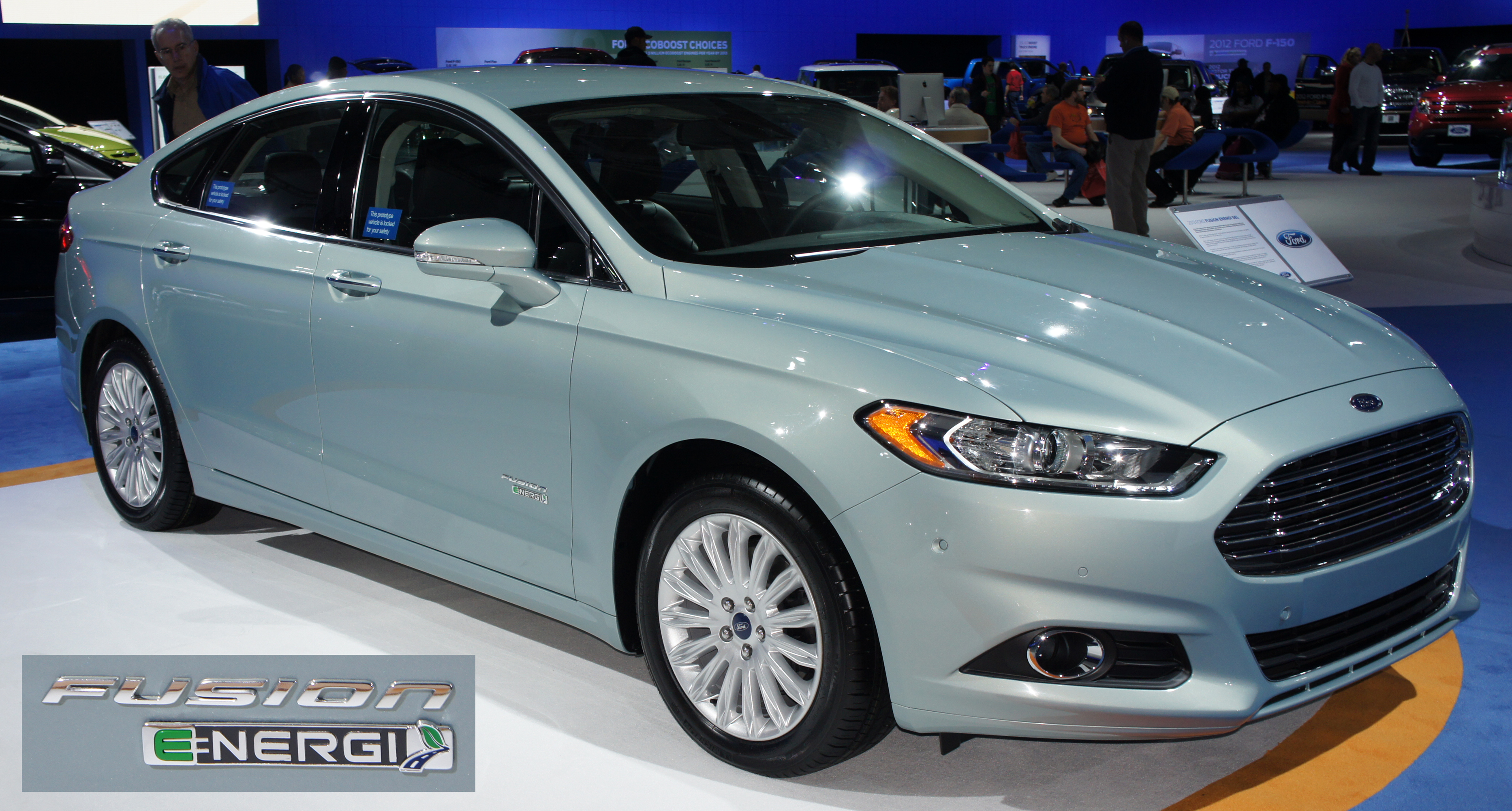 ford fusion #3