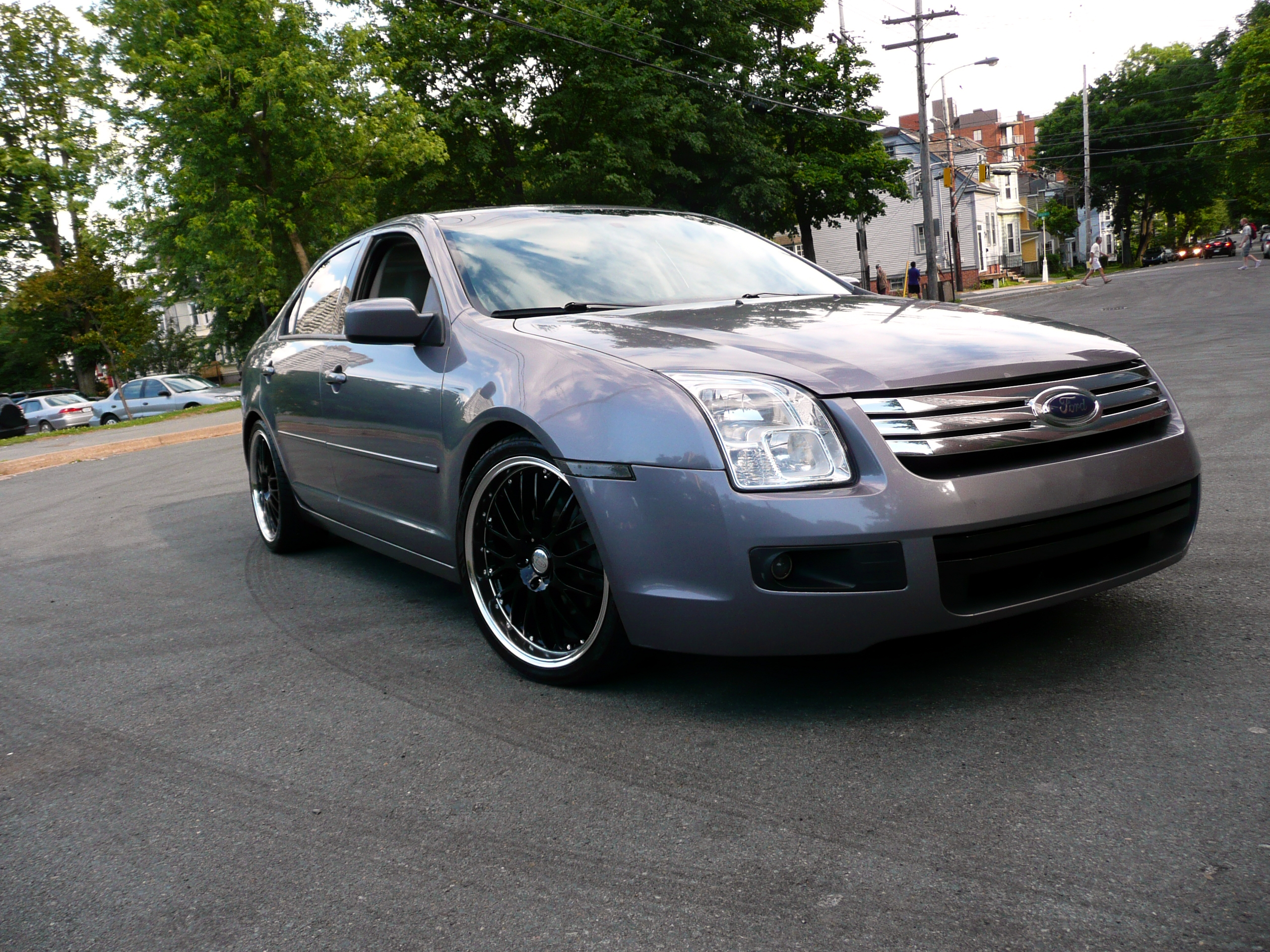 2008 Ford Fusion Body Kit ford fusion 2007 - Auto-Database.com