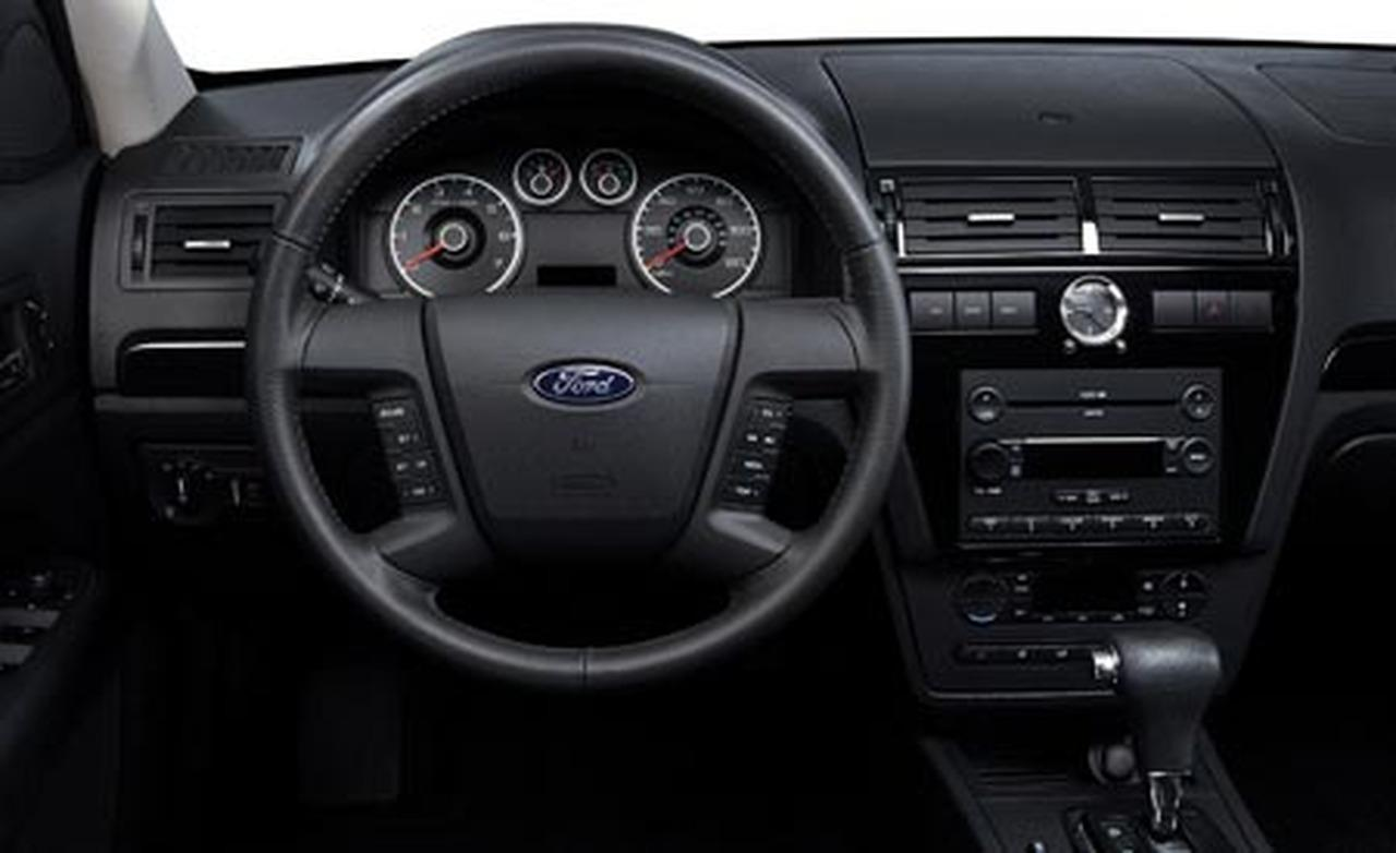 2007 ford fusion pictures information and specs auto. Black Bedroom Furniture Sets. Home Design Ideas