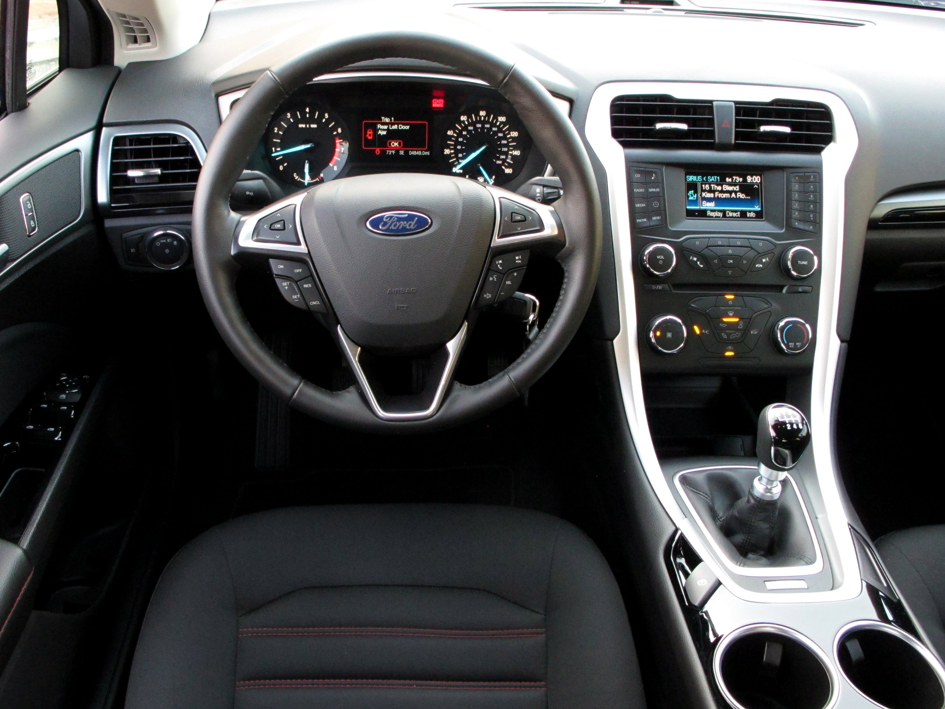 2013 Ford Fusion Ii Pictures Information And Specs Auto