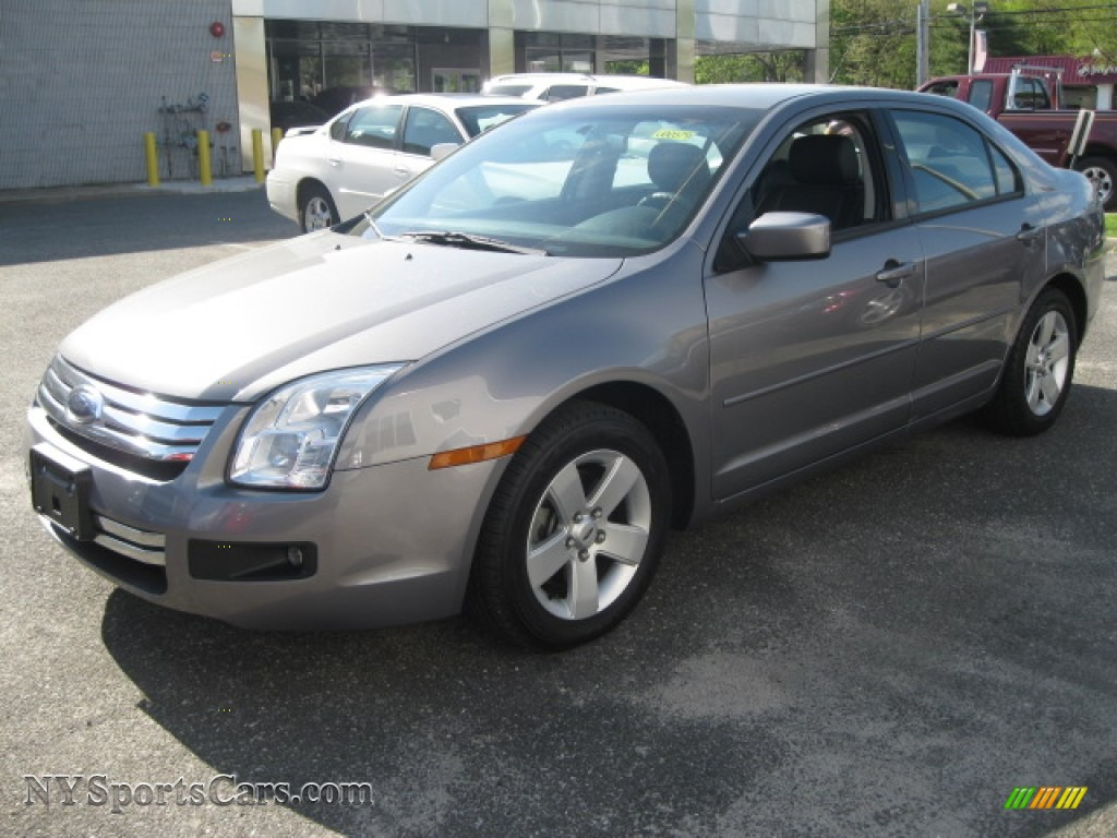 2007 ford fusion sedan pictures information and specs auto. Black Bedroom Furniture Sets. Home Design Ideas