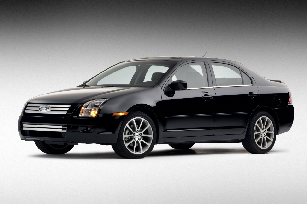 2008 ford fusion sedan pictures information and specs. Black Bedroom Furniture Sets. Home Design Ideas