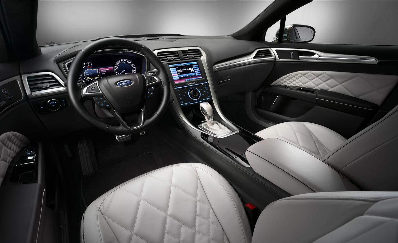 2014 Ford Fusion Sedan Pictures Information And Specs Auto