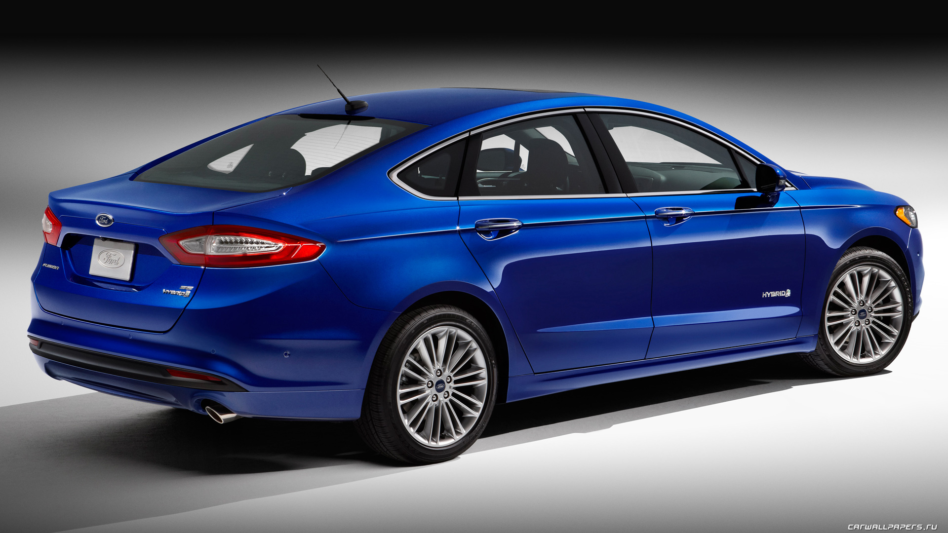ford fusion usa images #3