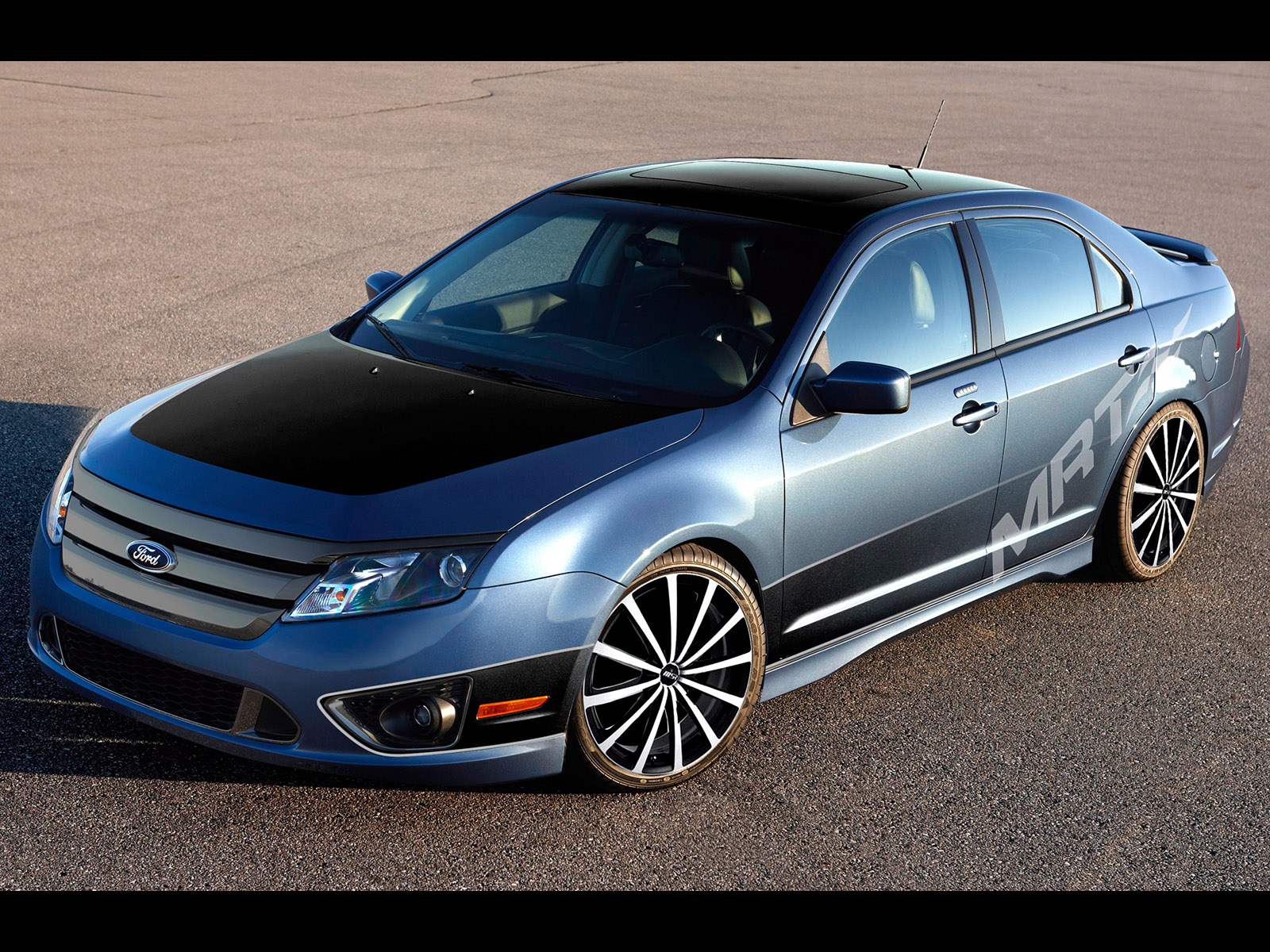 ford fusion usa images #11