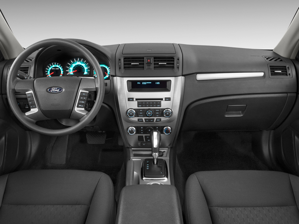 ford fusion usa pictures #14