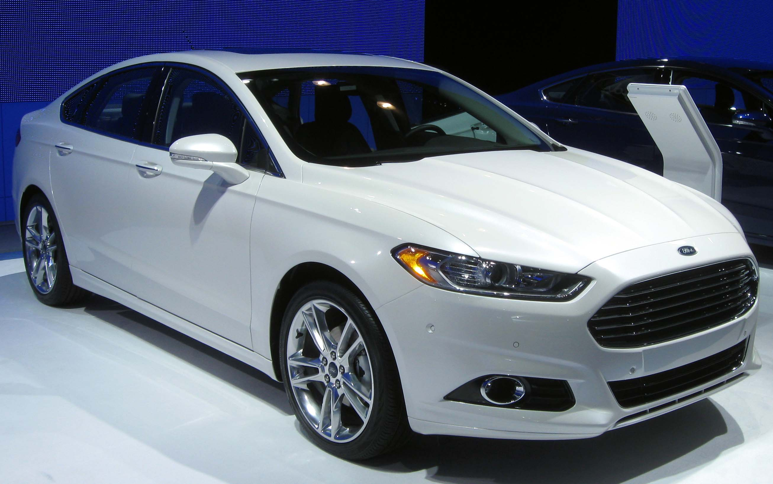 ford fusion usa seriess