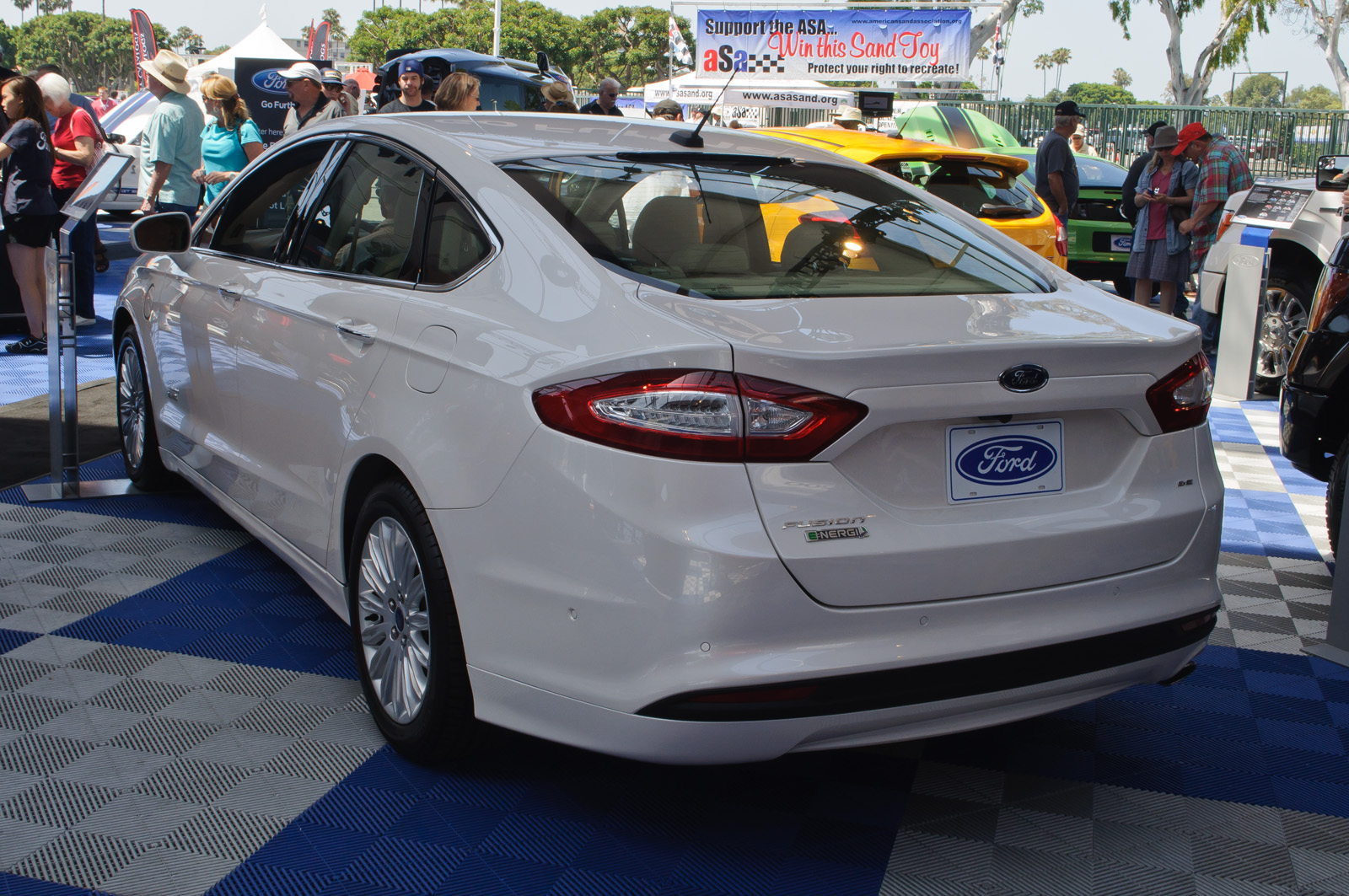 ford fusion usa seriess #10