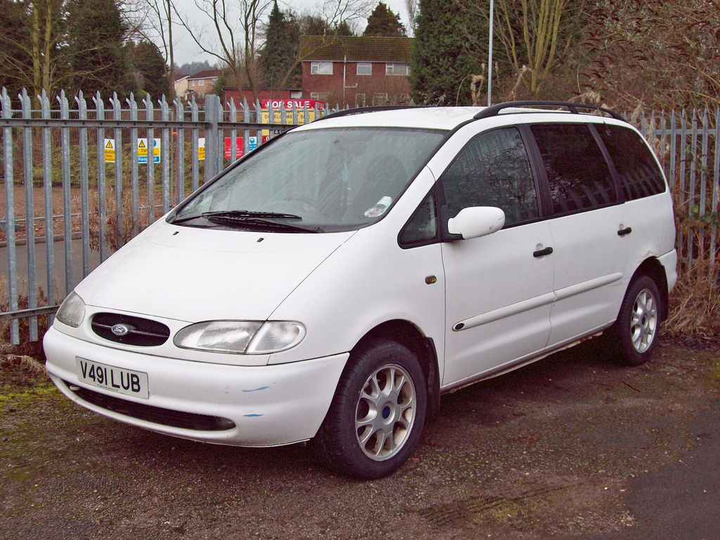 2000 Ford Galaxy 1 Pictures Information And Specs