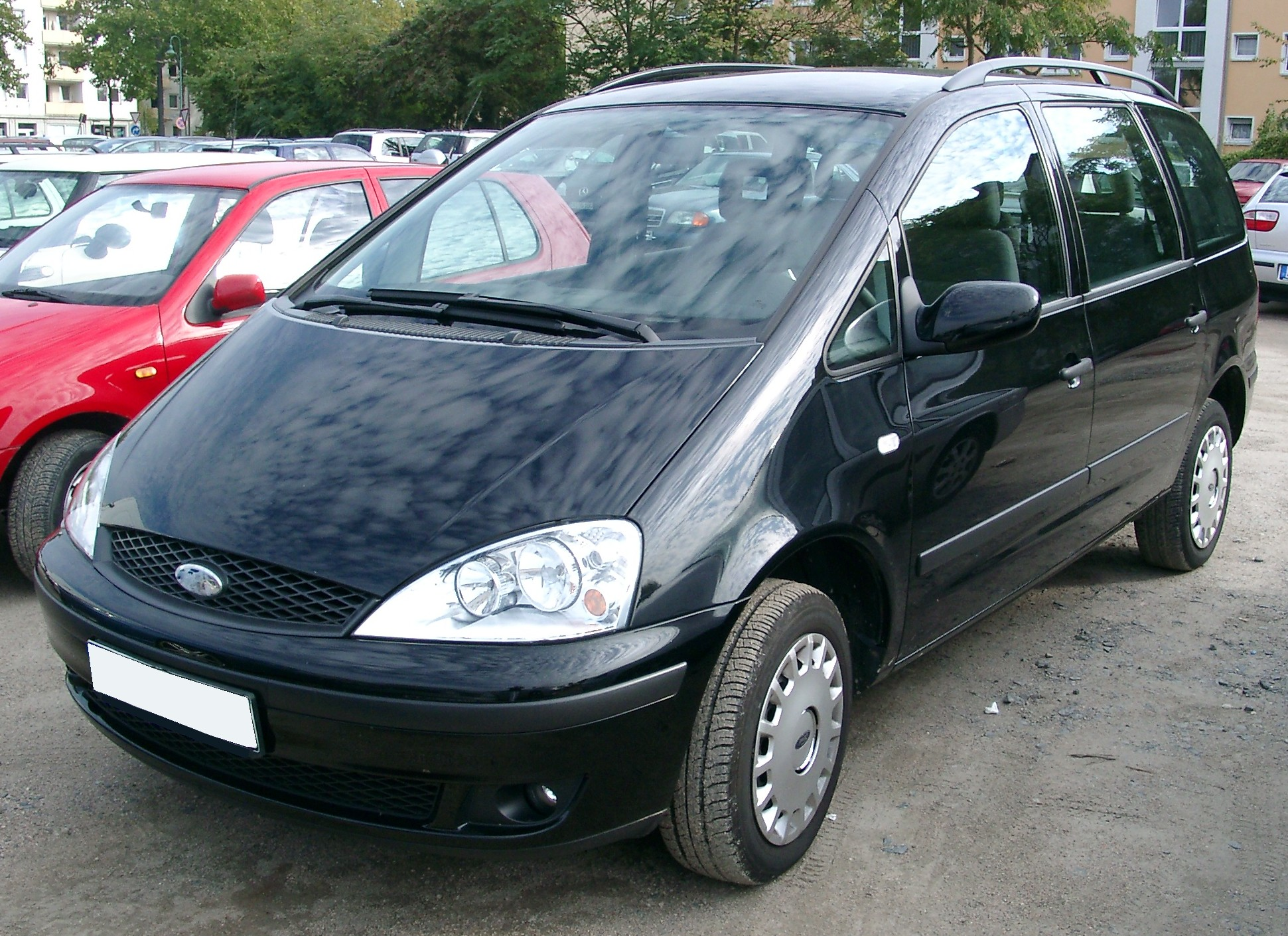 Ford galaxy 2 2007 images 11