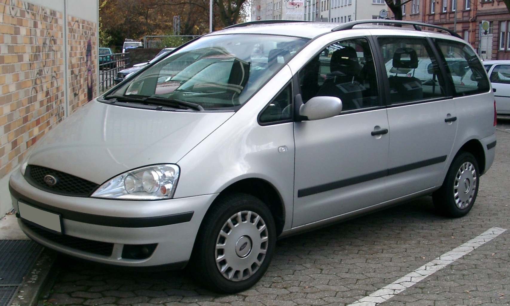 2014 Ford Galaxy 2 – pictures, information and specs ...