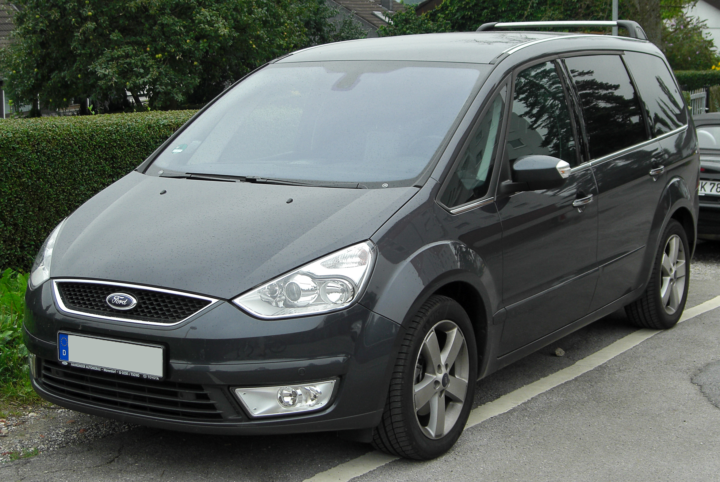 ford galaxy images
