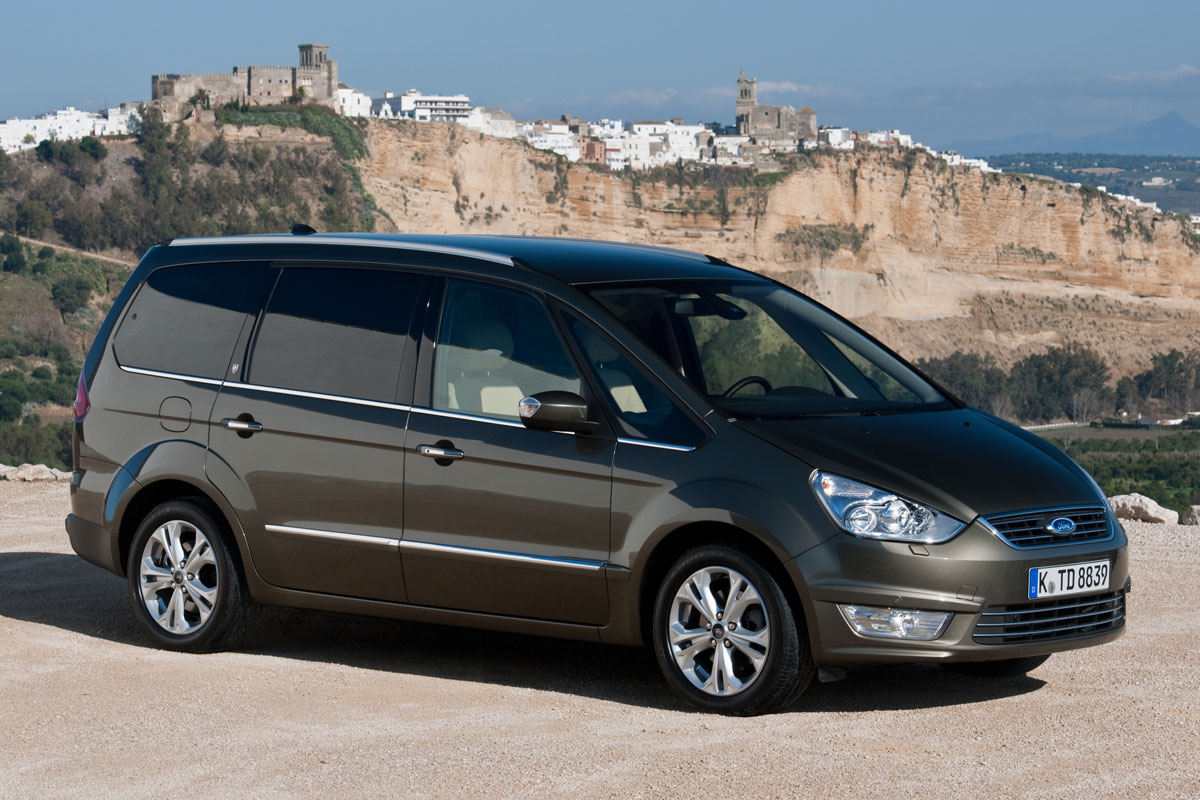 ford galaxy pictures