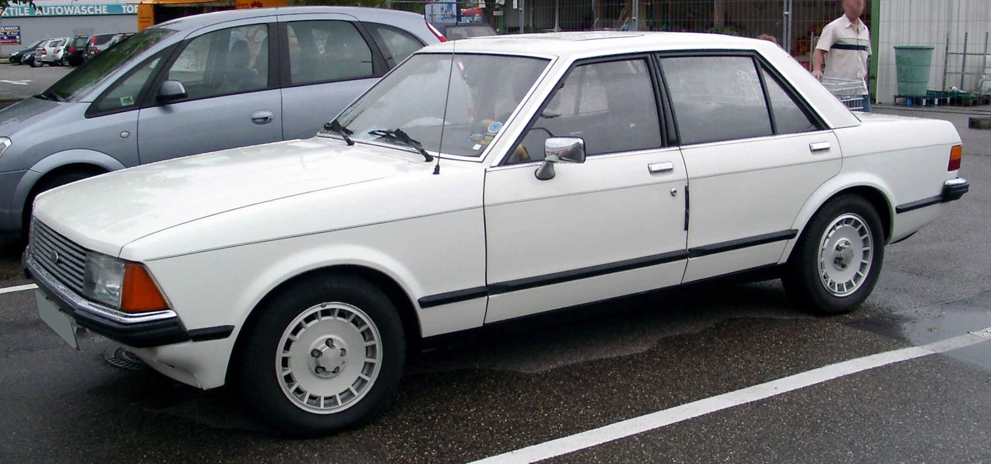 ford granada images #14