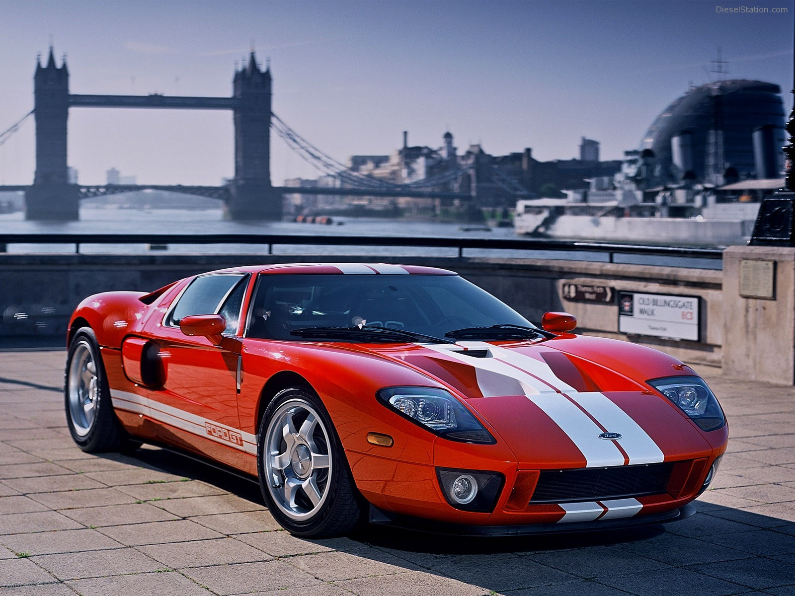 ford gt #9
