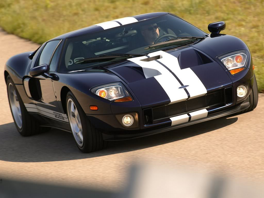 ford gt images #7