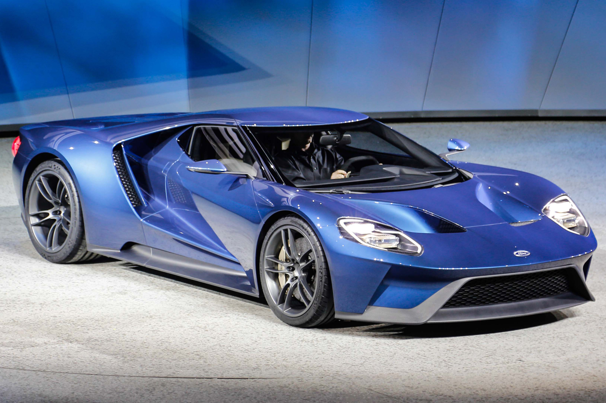 ford gt pics #13