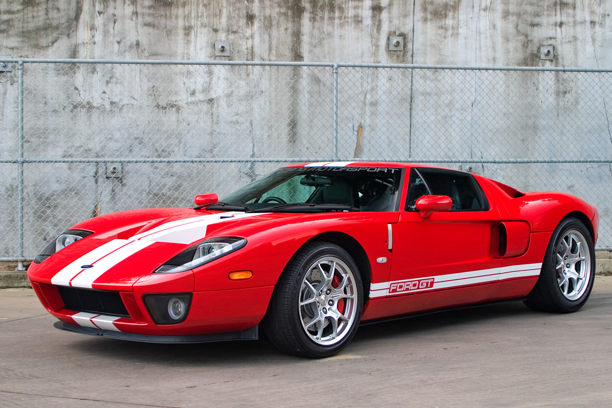 ford gt pictures #2