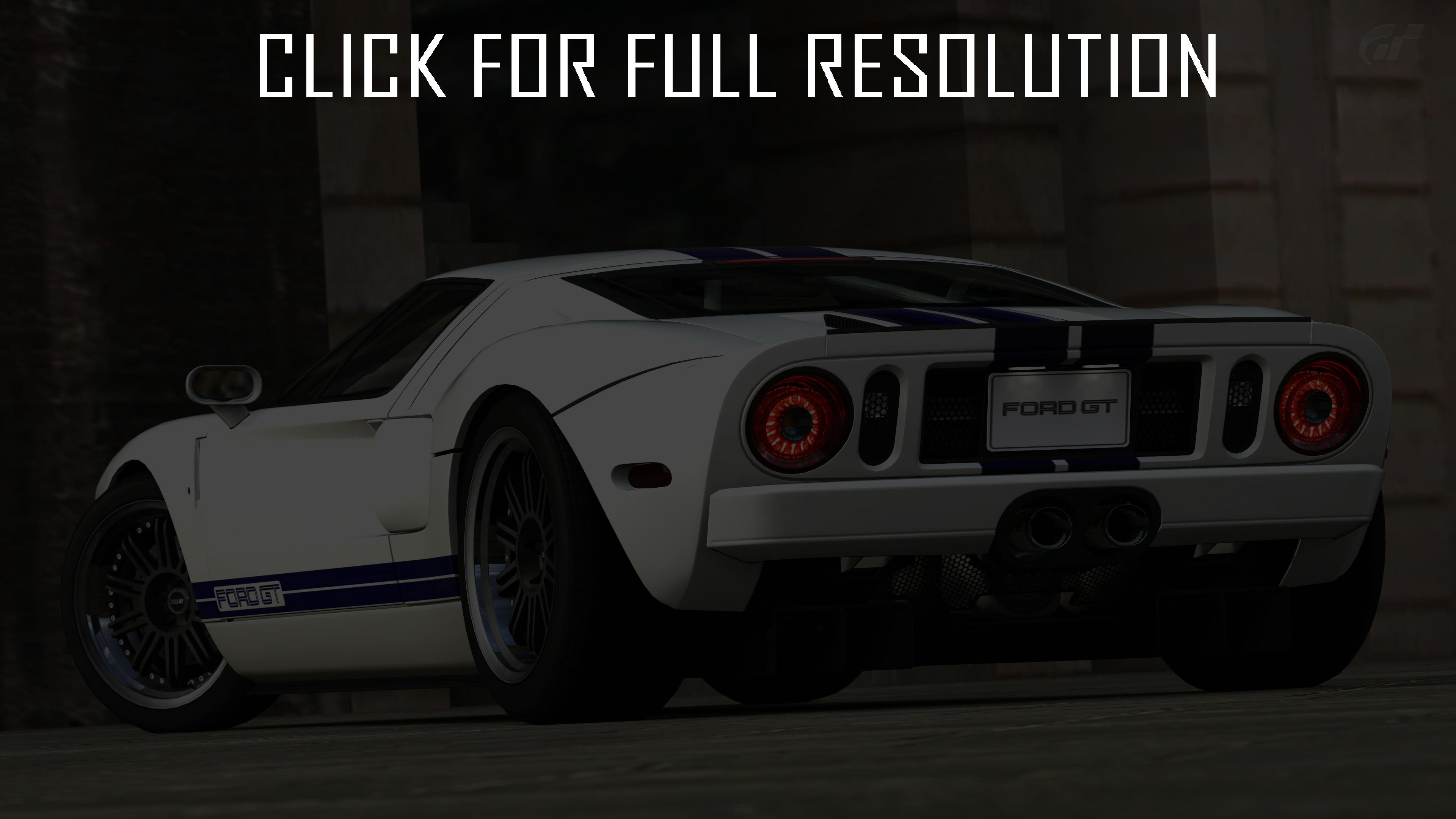 ford gt pictures #10