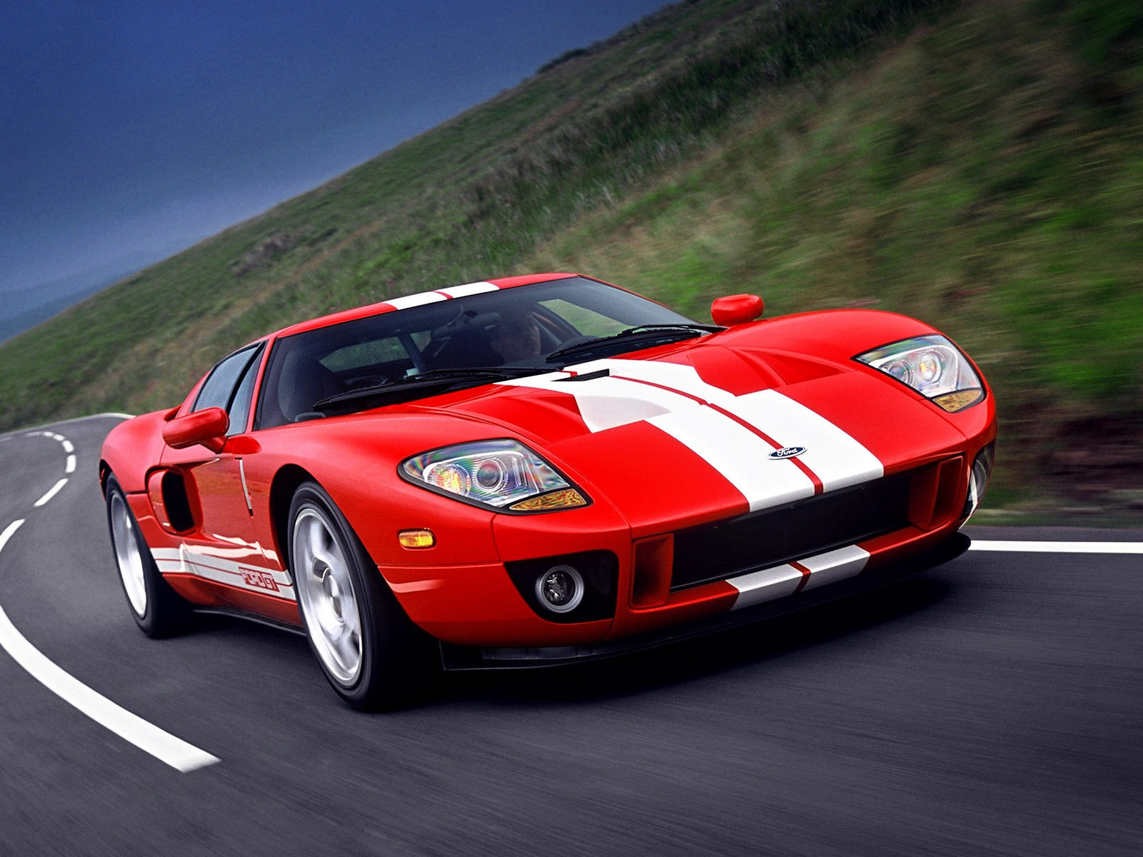 ford gt seriess #6
