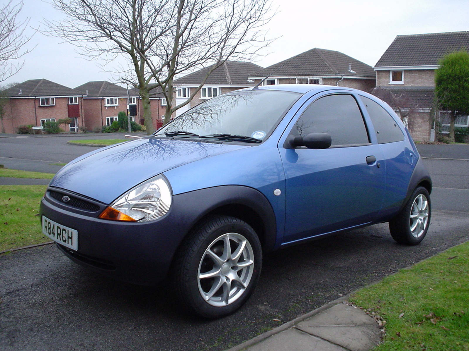 1997 ford ka pictures information and specs auto. Black Bedroom Furniture Sets. Home Design Ideas