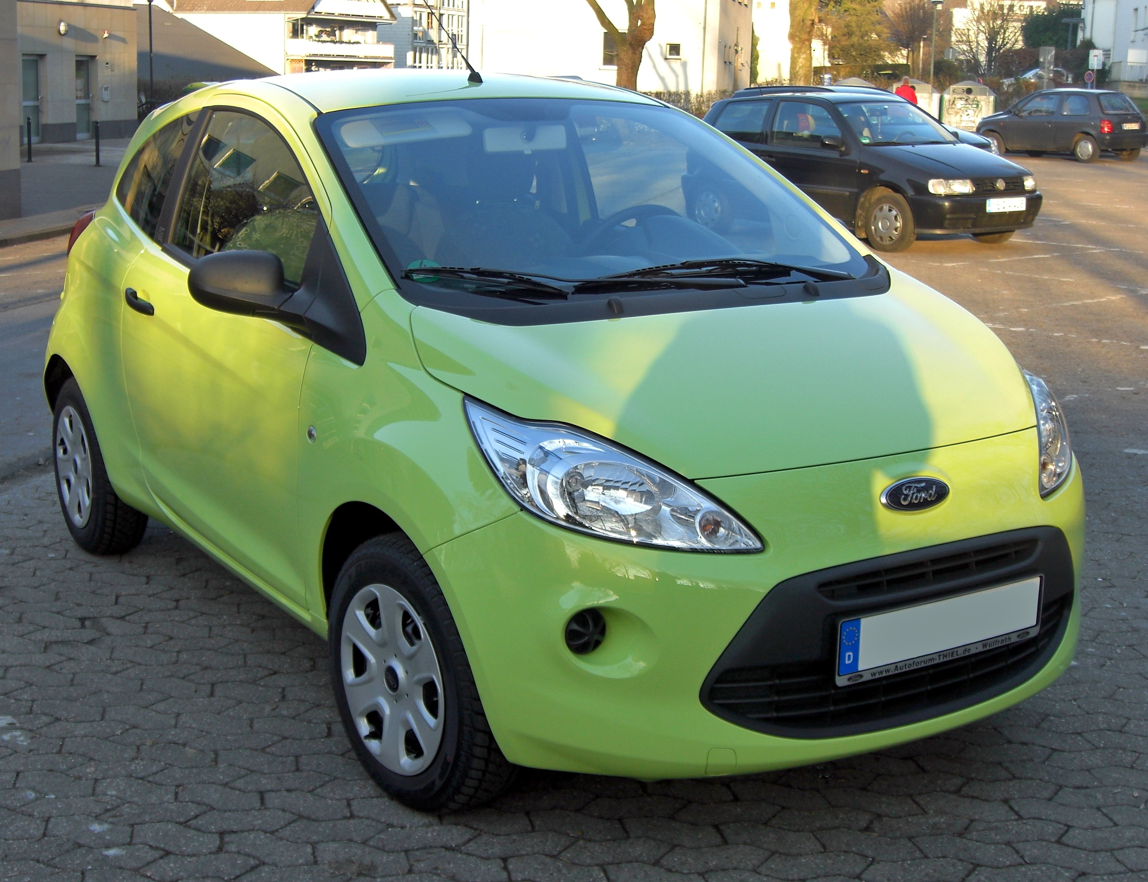 2014 Ford Ka 2 – pictures, information and specs - Auto ...