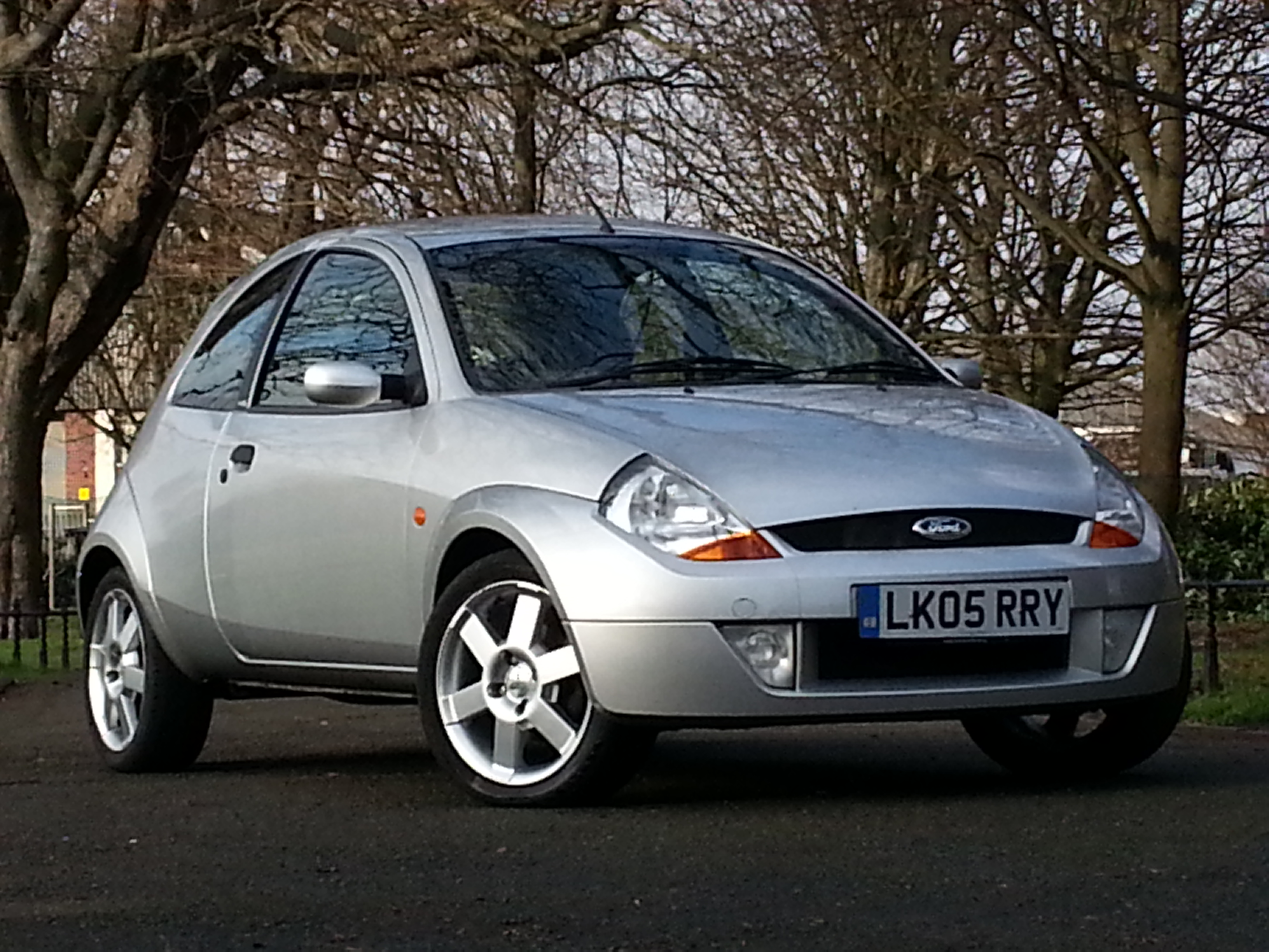 2005 ford ka pictures information and specs auto. Black Bedroom Furniture Sets. Home Design Ideas