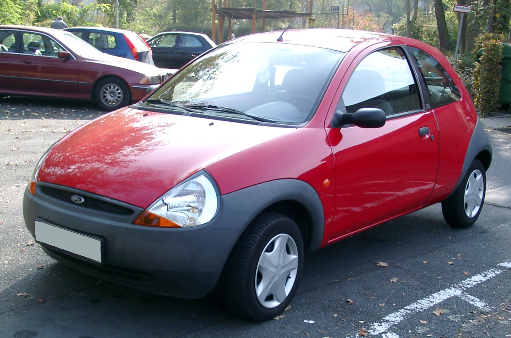 2007 ford ka pictures information and specs auto. Black Bedroom Furniture Sets. Home Design Ideas