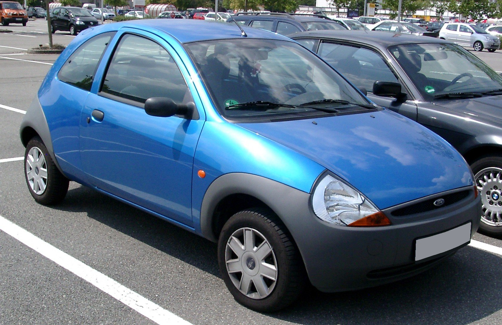 ford ka pictures #12