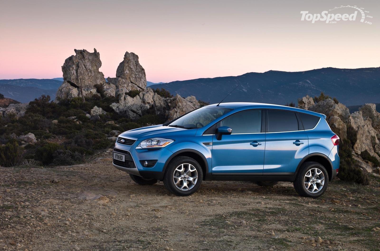 ford kuga 2009 pictures #8