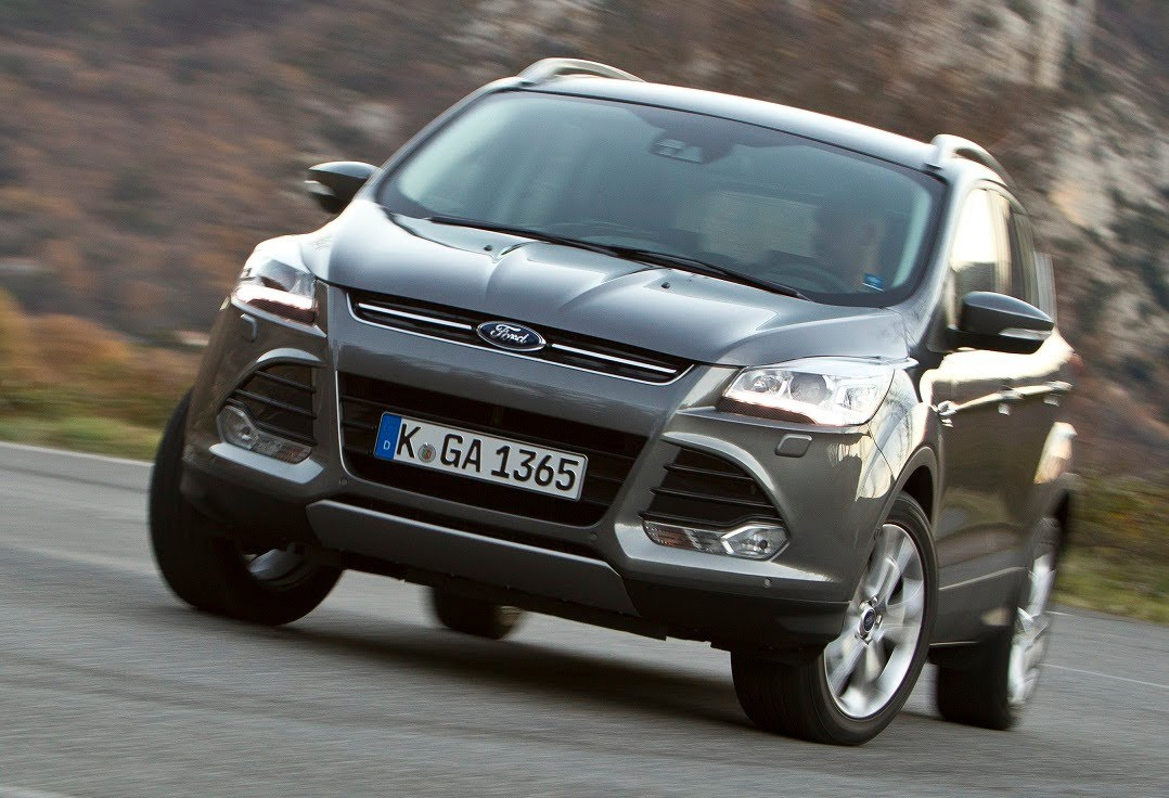 2013 ford kuga ii pictures information and specs auto. Black Bedroom Furniture Sets. Home Design Ideas