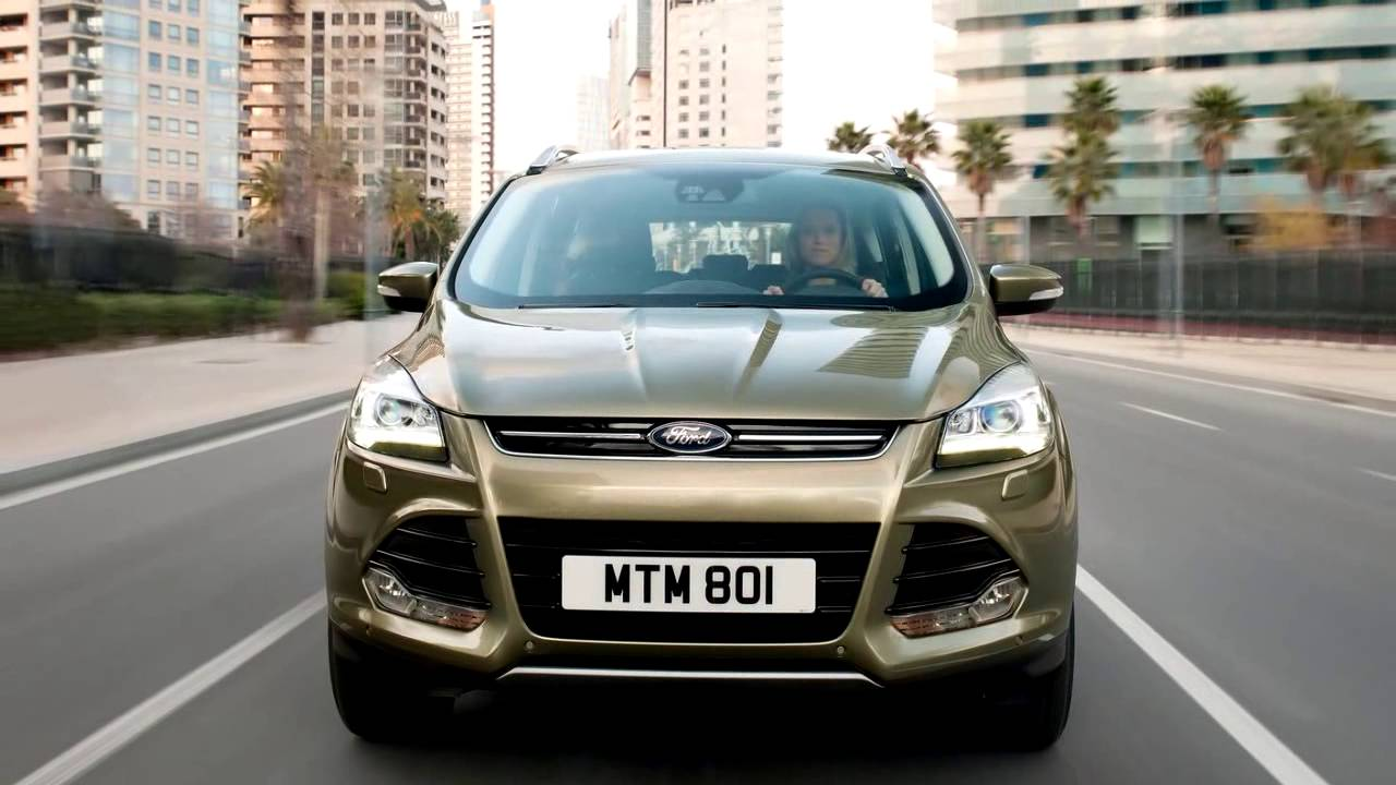 ford kuga ii 2015 images #14