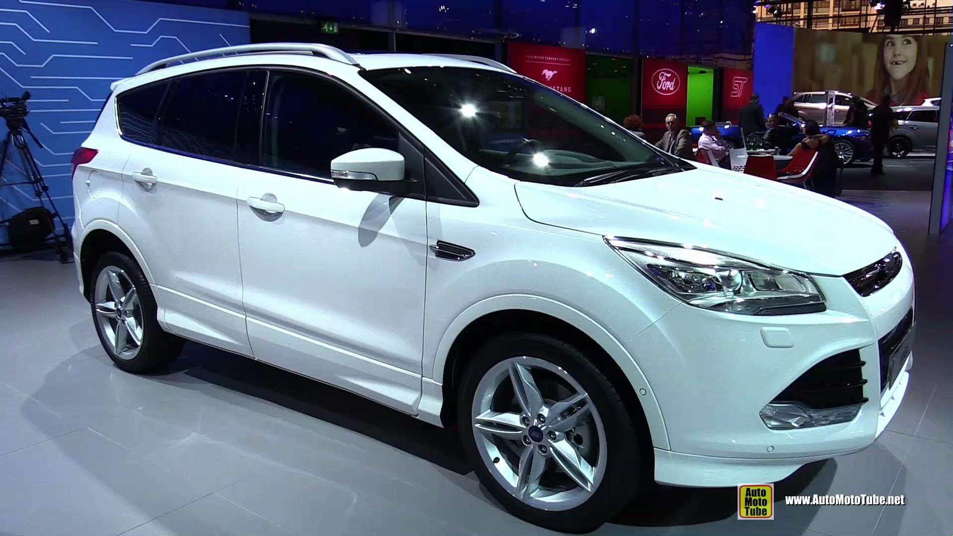 ford kuga ii 2015 pictures #1
