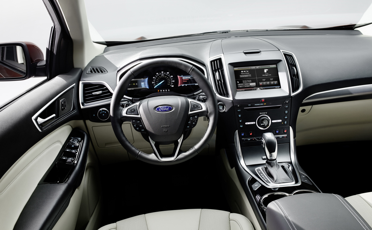 ford kuga ii 2015 pictures #9