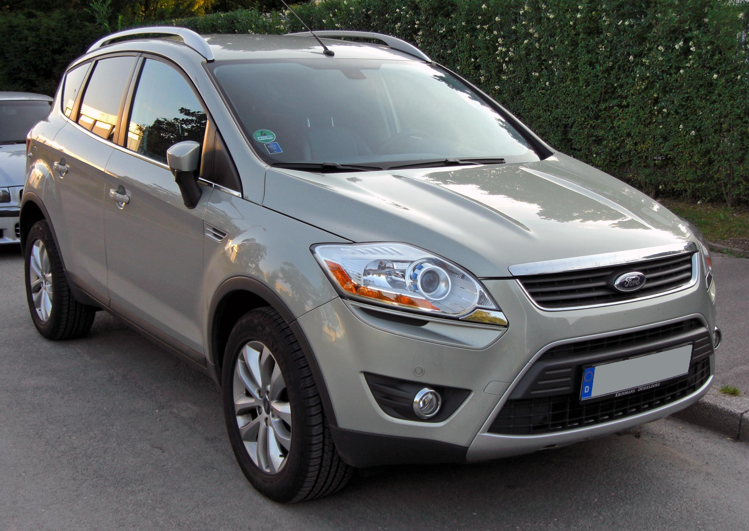 ford kuga seriess #1