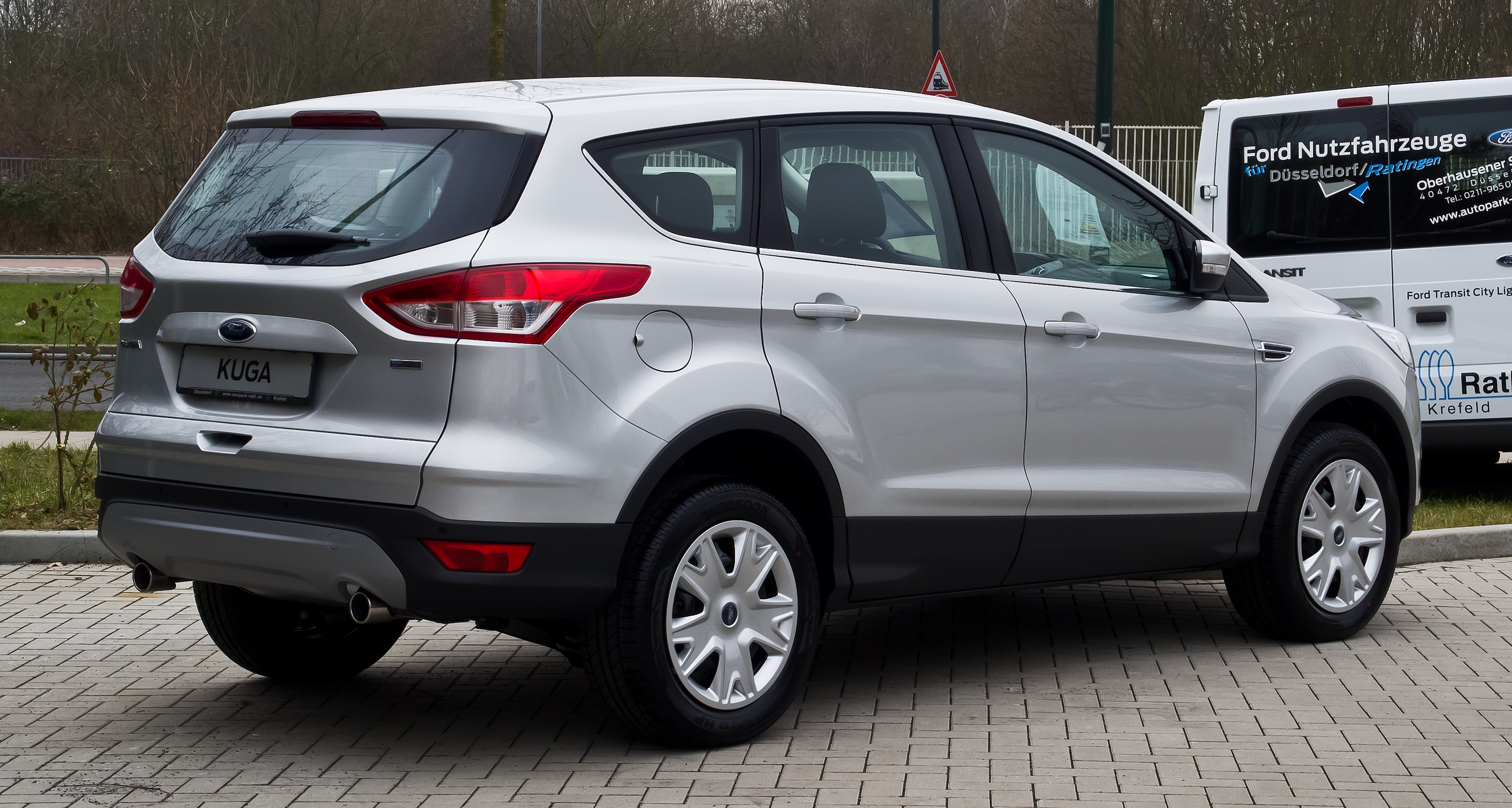 ford kuga wallpaper #11