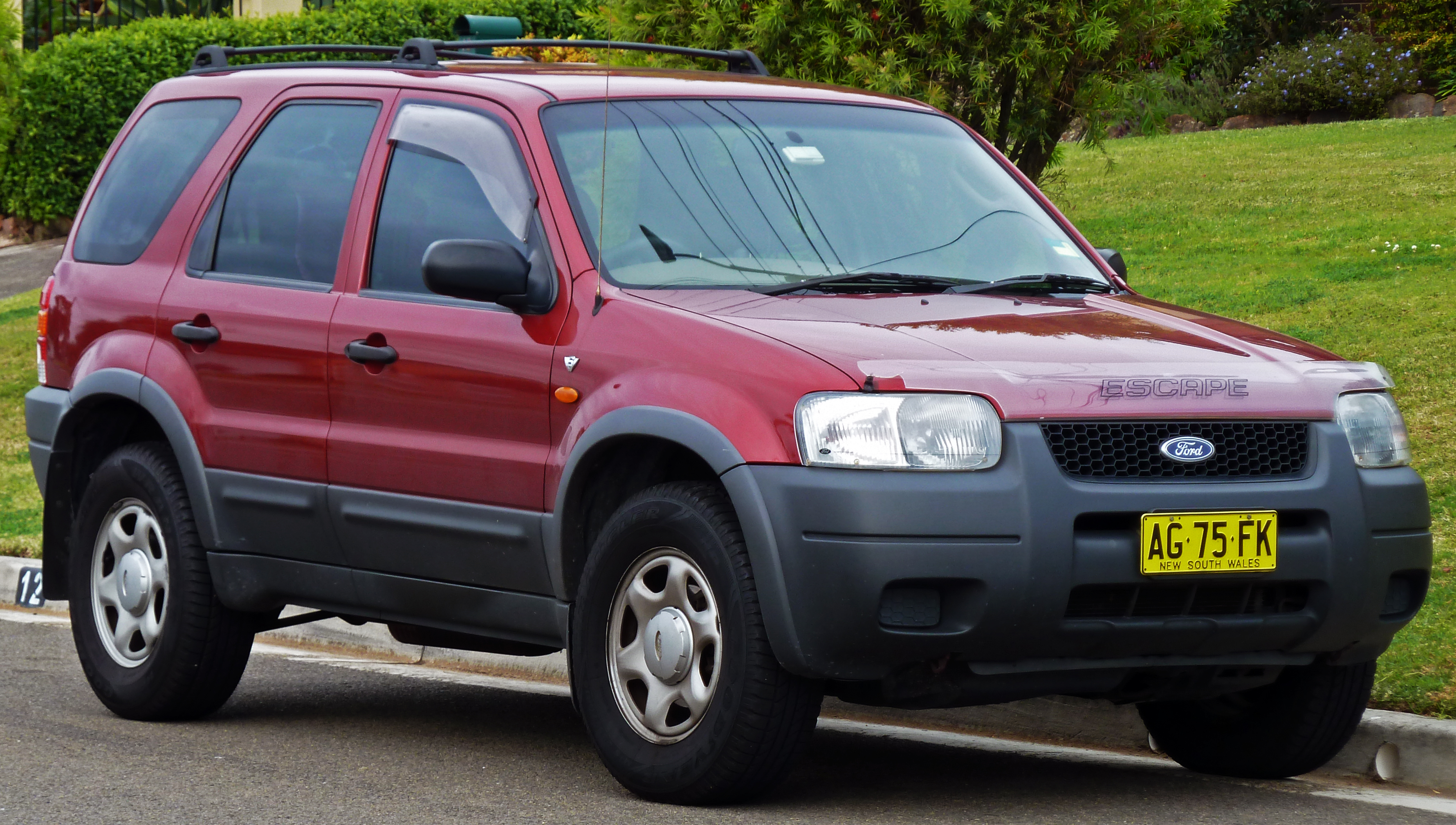 ford maverick ii 2002 images
