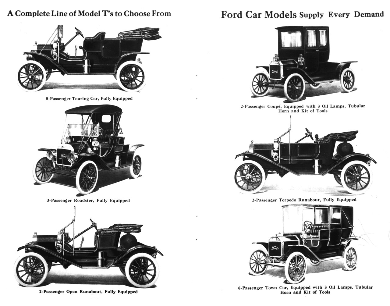 ford model t images