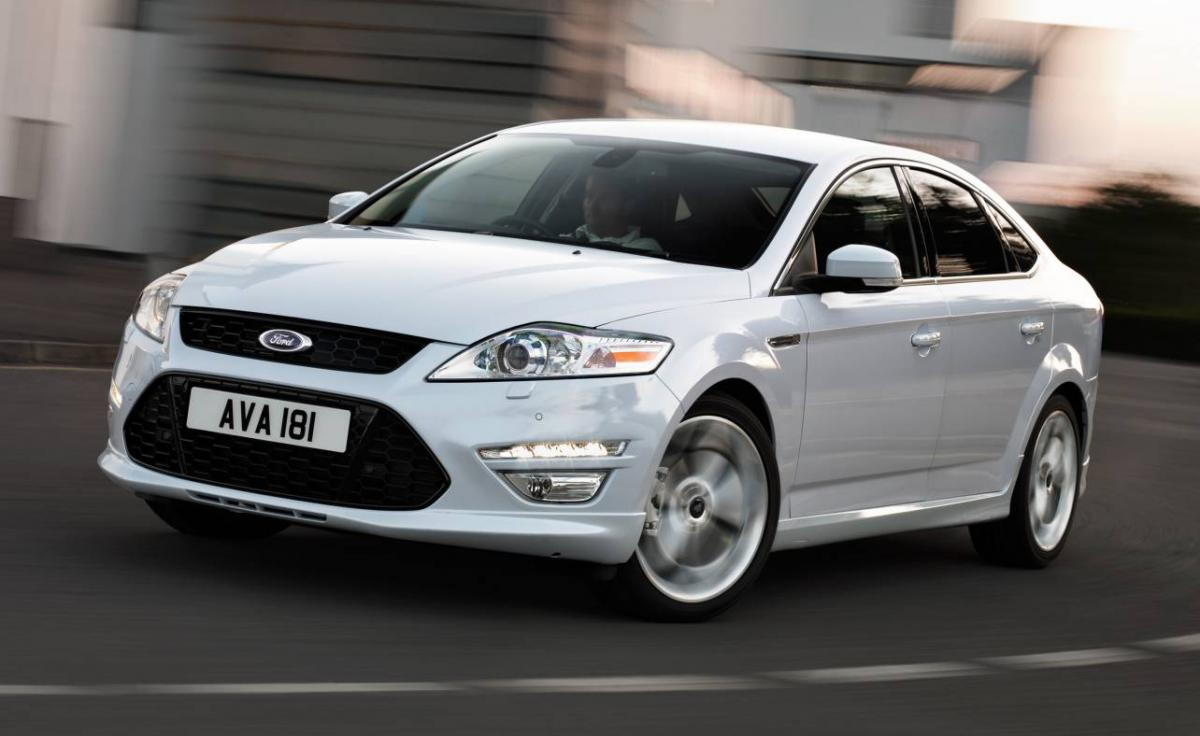 ford mondeo #7