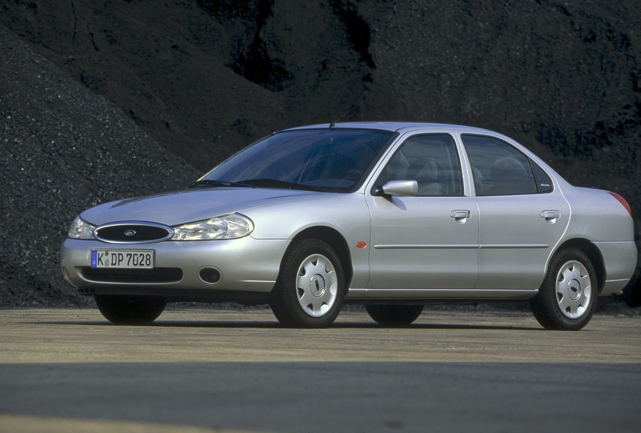 1997 ford mondeo ii sedan pictures information and specs auto. Black Bedroom Furniture Sets. Home Design Ideas