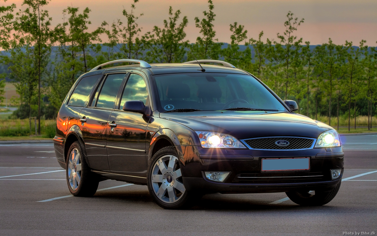 ford mondeo iii wagon 2001 pictures