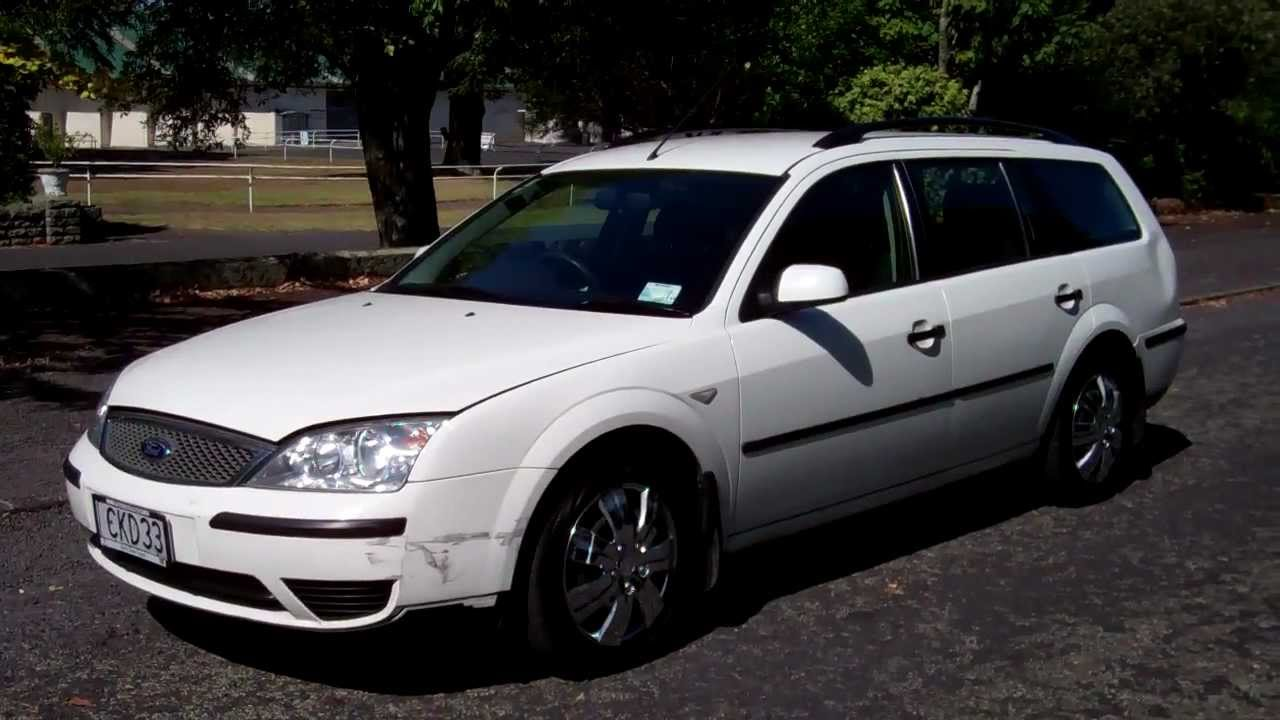 2004 Ford Mondeo Iii Wagon Pictures Information And Specs Auto Database Com