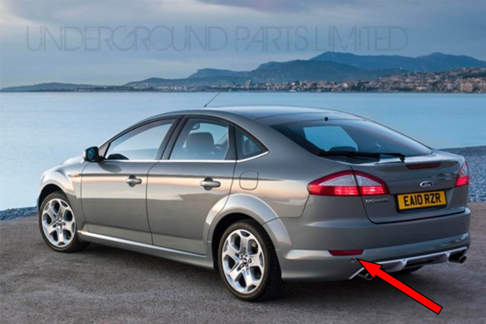 2007 ford mondeo iv hatchback pictures information and specs auto. Black Bedroom Furniture Sets. Home Design Ideas