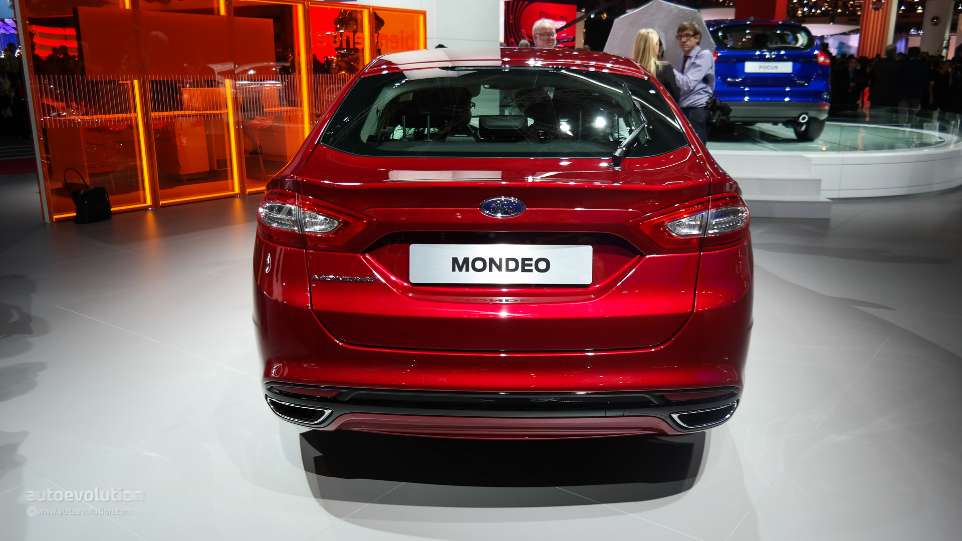ford mondeo iv sedan 2015 images #10